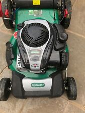 qualcast petrol lawnmower 43