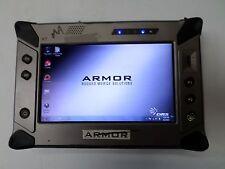 DRS Armor X7 MilitaryTablet,Win7 Pro 2GB RAM 40GB SSD Dual Battery RUGGED GRADE