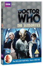 Doctor Who: The Sensorites DVD (2012) William Hartnell ***NEW***