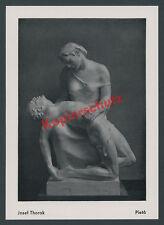 Josef Thorak Bildhauer Skulptur Plastik Pietá Baldham Vaterstetten Kunst 1942