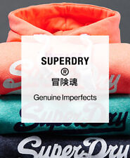 Superdry Womens Factory Second Overhead Hoodie - Lucky Dip