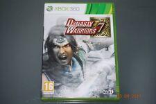 Dynasty Warriors 7 XBOX 360 REGNO UNITO PAL ** Spedizione gratuita nel Regno Unito **