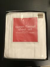 Target Queen Flannel Bed Sheets For Sale In Stock Ebay