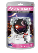 1 Pc Astronaut Space Food Strawberry - Freeze Dried Fruits, Astro Nutritions-