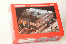 Fleischmann N Gauge 9475 Ringlokschuppen Kit Unopened Boxed (146141 18)