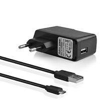 Aukru® 2-en-1 Chargeur Adaptateur secteur 5V/2000mA + Micro USB Cable Pour ...
