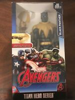 NIB Hasbro Marvel Avengers Titan Hero Series Black Panther Action Figure