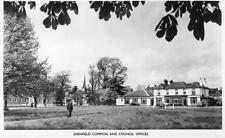Shenfield Common Artichoke Pub Council Offices Nr Brentwood unused RP pc 1960