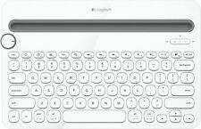 RARE FIND *WHITE* SEALED Logitech K480 Wireless bluetooth multidevice Keyboard