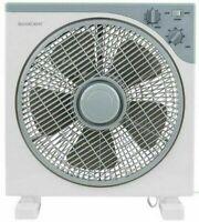 Bodenventilator Boden Ventilator Windmaschine mit Timer Funktion 38 cm x 42 cm