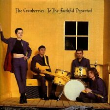 THE CRANBERRIES - TO THE FAITHFUL DEPARTED 1996 UK CD