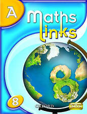MathsLinks: 2: Y8 Students' Book A: 8A by Nina Patel, Ray Allan, Martin T....