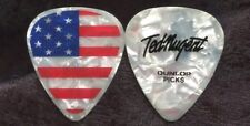TED NUGENT 2012 Concert Tour Guitar Pick!!! Ted's custom stage Pick
