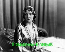 "ARLETTE MARCHAL 8x10 Lab Photo 1926 ""CAT'S PAJAMAS"" Movie Still"
