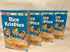 Kelloggs Rice Krispies 4 x 375g Jetzt € 29,50 Freihaus Geliefert
