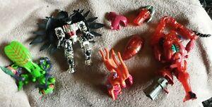 Hasbro Takara Transformers Beast Wars? 1996 Spares or repair