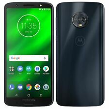 MOTO G6 PLUS 64 GB DEEP INDIGO - -  Unlocked - Smartphone Mobile Phone