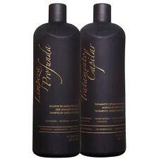 Kit INOAR/GHAIR - Brazilian Keratin Moroccan Blowout Treatment & Shampoo