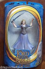 LOTR.RETURN OF THE KING. EOWYN WITH SWORD ACTION FIGURE NEW IN HALF-MOON PACKAGE