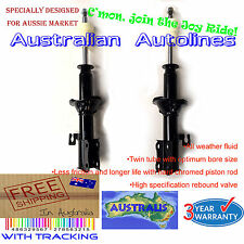 1 Pair Struts Mazda 121 Metro DW non ABS Brand New Front Shock Absorbers 96-02