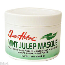 Queen Helene Facial Masque Mint Julep 12 oz. Jar