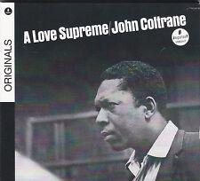 JOHN COLTRANE - a love supreme CD