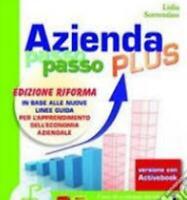 Azienda passo passo plus vol.1 PARAMOND Pearson scuola cod:9788861600898