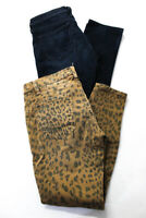 Current/Elliott AG Adriano Goldschmied Skinny Jeans Pants Cotton Size 28 Lot 2