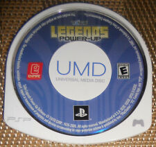 Sony Playstation PSP Taito Legends: Power Up UMD Cartridge Only, COMPLETE TESTED