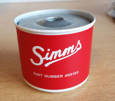 Nuffield 10/42, 10/60, 3/42, 3/45, 3DL, 4/60, 4/65, 4DM Simms style fuel filter