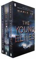 Marie Lu's The Young Elites 3 Books Set Collection, The Midnight Star...