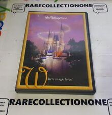 Walt Disney Vacation Planning Guide DVD