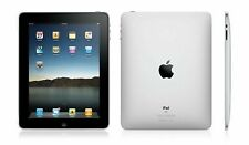 Apple iPad 1st Gen. 16GB, Wi-Fi, 9.7in - Black - Tested - Bundled - A1219 Great
