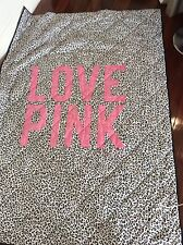 Victoria Secret Love Pink Blanket Throw Single Bed Cover Pd$200