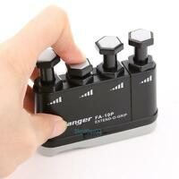 Adjustable Guitar Finger Hand Exerciser Training Device Instrument Accessory #S2