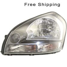 Halogen Head Lamp Assembly Driver Side Fits 2005-2009 Hyundai Tucson HY2502133