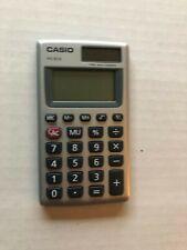 Casio® Hs-8Va Handheld Calculator, 8-Digit Lcd, Silver 079767175870