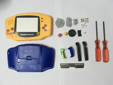 Housing Shell Case Cover Replacement for Nintendo Gameboy Advance/GBA Pokemon