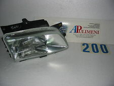 6205P6 FARO/PROIETTORE (HEAD LAMPS) DX CITROEN BERLINGO 96 VALEO