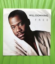 "Will Downing - Free B/w Dancin' In The... BRW 112 7"" Single *3 for 1 on postage*"