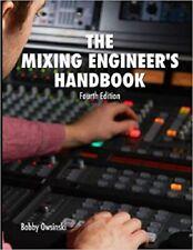 The Mixing Engineers Handbook Recording Studio Music Production eBook pdf 4th