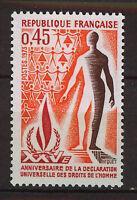 FRANCIA/FRANCE 1973 MNH SC.1388 Human Rights