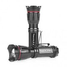 Nebo Redline OC 600 LUX LED AA Tactical Flashlight Strobe Zoom Hunting Camping