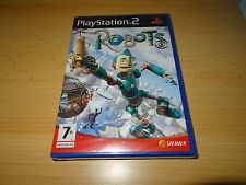 Robots Sony Playstation 2 PS2 Nuevo Empaquetado Pal