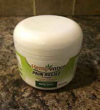 SALE! Hempvana Hemp Oil Infused Pain Relief Cream Maximum Strength As Seen on TV