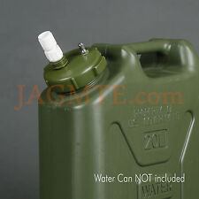 Economy Pressure Kit -LCI MWC- OliveDrab -Modified Cap- Military WATER Can