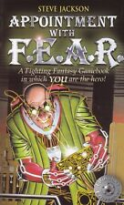 Appointment with F.E.A.R. (Fighting Fantasy Gamebook 18), New Book