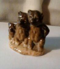 Wade Red Rose tea figurine The Three Bears