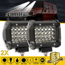 "480W 4"" CREE LED Combo Work Light Spotlight Off-road Driving Fog Lamp Truck Boat"