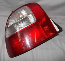 Used MG ZS 5-door Hatchback LH Left Rear tail lamp light XFB000390